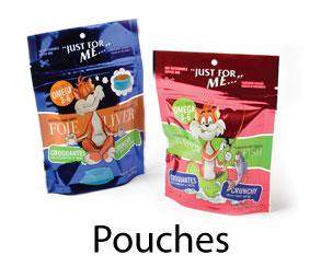 pouches
