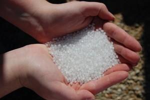 resin-pellets